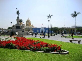Trujillo se alista para celebrar Fiestas Patrias