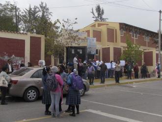 Arequipa: denuncian a directora por agredir a niños de nivel inicial