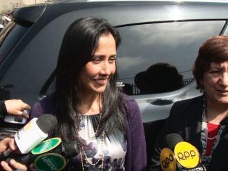 Nadine Heredia: