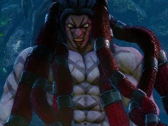 Street Fighter V: presentan a nuevo personaje Necalli