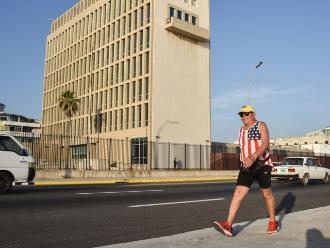 John Kerry viajará a Cuba para izar la bandera en la embajada