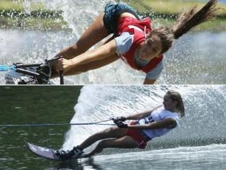 Panamericanos 2015: Delfina Cuglievan y María de Osma avanzaron a final de slalom