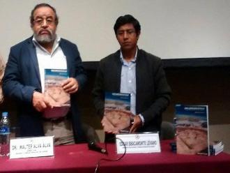 Lambayeque: presentan libro de investigación en Huaca Santa Rosa