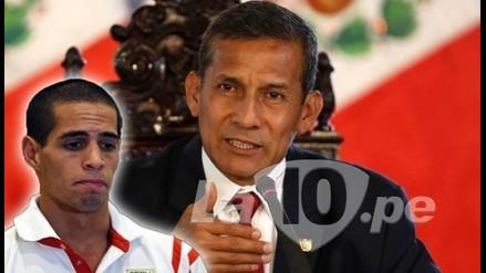Ollanta Humala admitió que tuvo duras palabras contra Mauricio Fiol