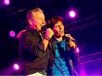 Ricardo Montaner: Hugo Apaza cumplió su sueño y cantó junto a él