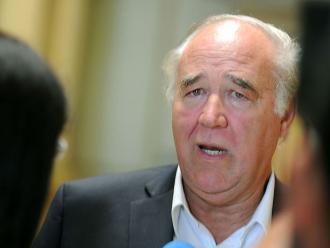García Belaunde: Este jueves se define su candidatura a la Mesa Directiva