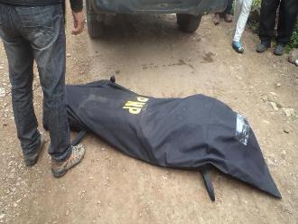 Huancavelica: hallan cadáver de mujer que se encontraba desaparecida
