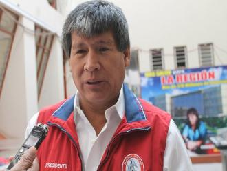 Ayacucho: gobernador Oscorima fue suspendido en el cargo por 120 días