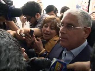 Ratifican ampliación de investigación fiscal a Óscar López Meneses