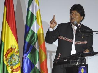 Evo Morales: Bolivia buscará hidrocarburos en siete parques naturales