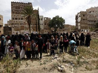 Yemen: al menos 165 civiles muertos en la primera quincena de julio
