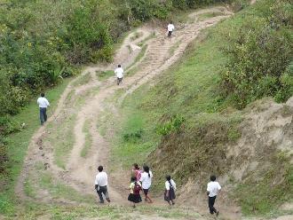 Otuzco: alumnos sin docente hace más de mes y medio en Usquil