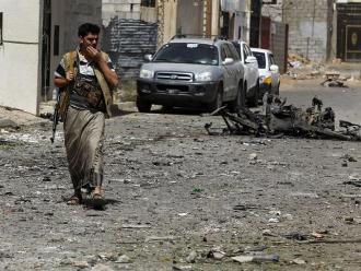 Yemen: 22 muertos en combates para expulsar a los hutíes