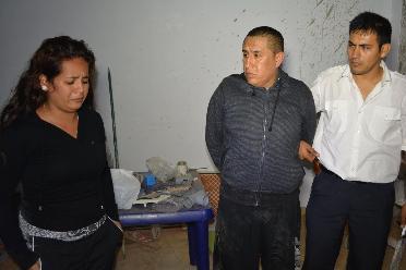 Trujillo: alumna de fiscal escondía a lugarteniente de