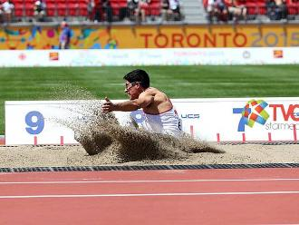 Toronto 2015: Mc Farlane avanza a la final de salto largo