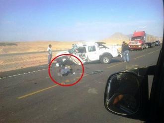 La Libertad: policía muere en accidente cuando trasladaba a reo