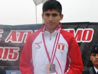 Toronto 2015: Peruano Luis Ostos quedó sexto en los 10 mil metros