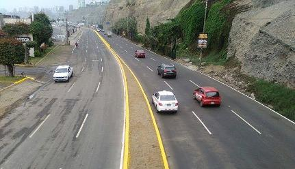 Costa Verde: patrullero PNP involucrado en accidente de tránsito