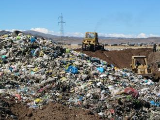 Puno: analizan instalar planta de reciclaje en comunidad Chilla