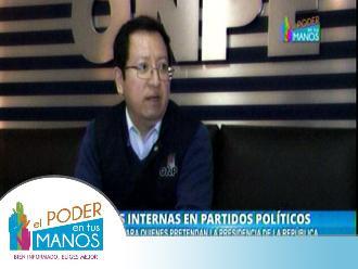 Dos partidos ya han iniciado el camino a las elecciones internas