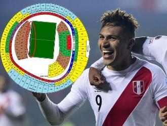 Perú vs. Estados Unidos: Hinchas de la 'Bicolor' podrán estar al ras del campo