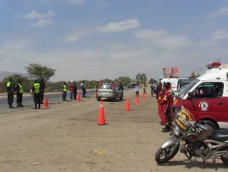 Lambayeque: 300 policías darán seguridad en feriado largo patrio
