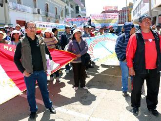 La Oroya: trabajadores de Doe Run acatan paro indefinido