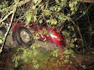 Puno: familia se salva de morir tras caer a un barranco de 100 metros