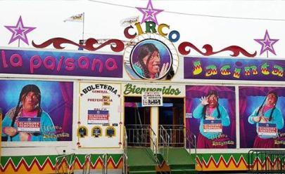 Jorge Benavides dice que no hay extorsión en granada a circo