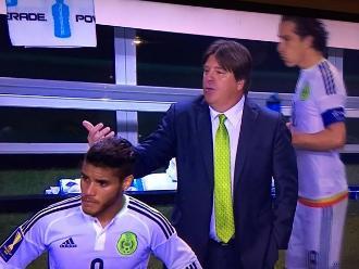 México: Herrera acepta que no fue penal contra Panamá en semi de Copa Oro
