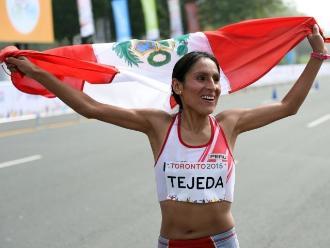 Panamericanos 2015: Gladys Tejeda busca otra medalla de oro para Perú