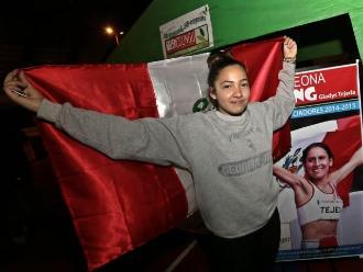 Panamericanos 2015: Peruanos corren en señal de apoyo a Gladys Tejeda