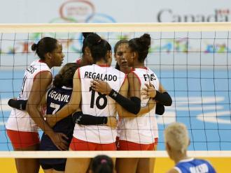 Panamericanos 2015: Equipo peruano de vóley se despidió venciendo a Canadá