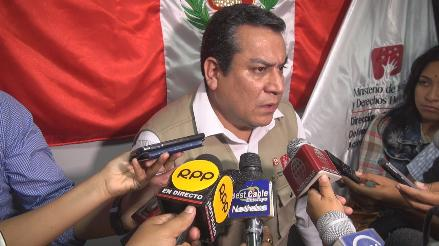 Ministro de Justicia comprobó hacinamiento en penal de Chiclayo