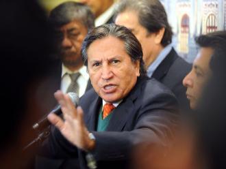 Alejandro Toledo: Estoy profundamente decepcionado con el Ministerio Público
