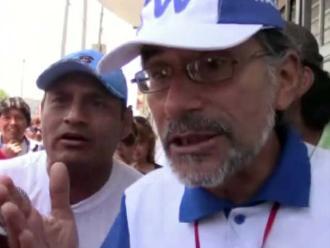 Áncash: denuncian a Waldo Ríos por delegar sus funciones a su gerente