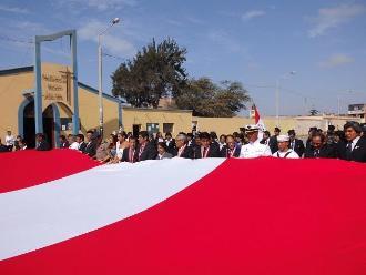 Chiclayo: distrito de La Victoria inicia actividades por Fiestas Patrias