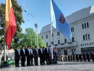 Lambayeque: misa, izamiento y desfile por el aniversario 194 del Perú