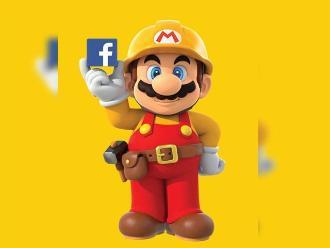 Nintendo llevará 'Super Mario' a oficinas de Facebook para un 'hackathon'