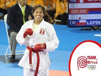 Toronto 2015: Alexandra Grande le dedicó medalla de oro a 30 millones de peruanos