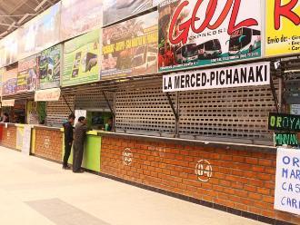 Ayacucho: viajeros disconformes con alza de precio de pasajes