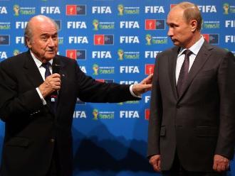 Sorteo Eliminatorias Rusia 2018: Putin y Blatter presidirán evento
