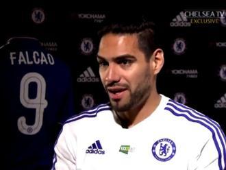 Radamel Falcao: Quiero ser importante y triunfar en el Chelsea
