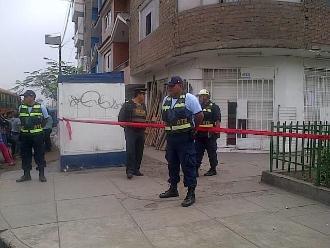 Asesinan a balazos a encargado de una farmacia en Salamanca
