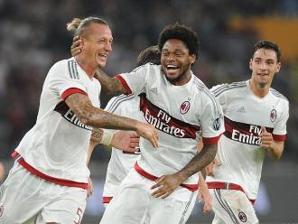 AC Milán derrotó 1-0 a Inter de Milan con un 'bombazo' de Philippe Mexes