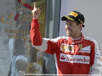 Fórmula 1: Vettel ganó el Gran Premio de Hungría