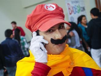 'Neko Sho': los cosplay tomaron el Parque de la Amistad