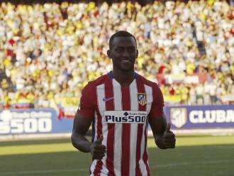 Jackson Martínez dejó mensaje a Real Madrid y Barcelona en su presentación