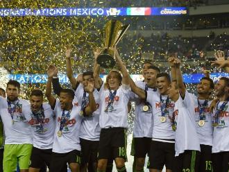 México superó 3-1 a Jamaica y se consagró campeón de la Copa Oro