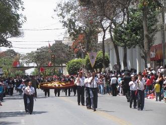 Cañete: realizarán tradicional desfile patrio el mismo 28 de julio